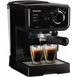 Кофеварка Sencor SES 1710BK
