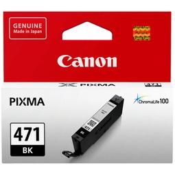 Чернила Canon CLI-471 BK