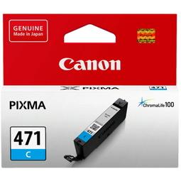 Чернила Canon CLI-471 C