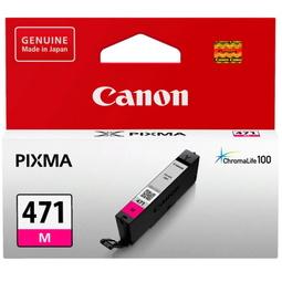 Чернила Canon CLI-471 M