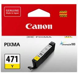 Чернила Canon CLI-471 Y