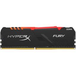 Оперативная память Kingston HyperX Fury RGB HX432C16FB3A/8