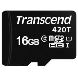 Карта памяти Transcend TS16GUSD420T