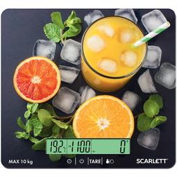 Кухонные весы Scarlett SC-KS57P54 Orange Juice
