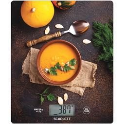 Кухонные весы Scarlett SC-KS57P55 Brown