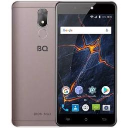 Смартфон BQ 5507L Iron Max Moka