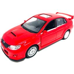 Игрушечная машинка Ideal 034024 Subaru WRX STI