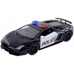 Игрушечная машинка Ideal 018021P Lamborghini Gallardo LP570-4 Superleggera-Police Car