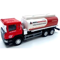 Игрушечная машинка Ideal 039011PR/4 Scania RGN Oil Tanker