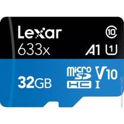 Карта памяти Lexar LSDMI32GBB633A 32Gb