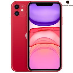Смартфон iPhone 11 64Gb Red Slim Box