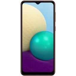 Смартфон Samsung Galaxy A02 Red