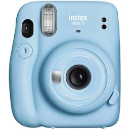 Фотоаппарат моментальной печати Fujifilm Instax Mini 11 Sky Blue