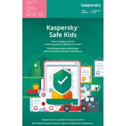 Антивирус Kaspersky Защита Детей (KL19620CAFS)