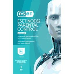 Антивирус Eset Nod 32 Приложение для Защиты Детей на 12 Месяцев  для 1 Мобильного Устройства  (NOD32-EPC-NS(KEY)-1-1)