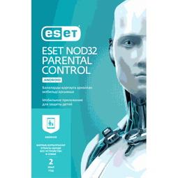 Антивирус Eset Nod 32 Приложение для Защиты Детей на 24 Месяца  для 1 Мобильного Устройства (NOD32-EPC-NS(KEY)-2-1) Для Всей Семьи