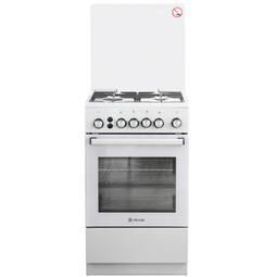 Газовая плита De Luxe  5040. 40Г (КР) Ч/Р-012 White