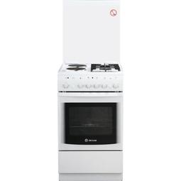 Комбинированная плита De luxe 506022.05ГЭ (КР) Ч/Р-030 White