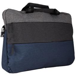 Сумка для ноутбука Continent CC-212 16  Blue-Grey