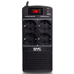 Стабилизатор напряжения SVC AVR-600-L