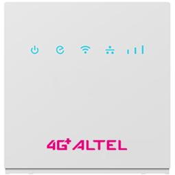 4G модем Altel P05 CPE+ Sim Card (P05+Turbo Unlim)