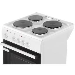 Электрическая плита De Luxe 5004.22Э-0302 White