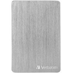 Внешний накопитель Verbatim 53663 1TB USB 3.2 Серебристый