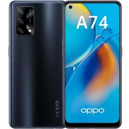 Смартфон Oppo A74 (CPH2219) Prism Black 4Gb/128Gb