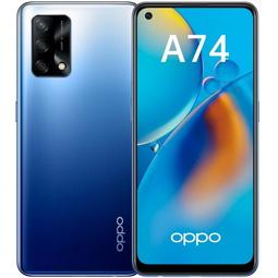 Смартфон Oppo A74 (CPH2219) Midnight Blue 4Gb/128Gb