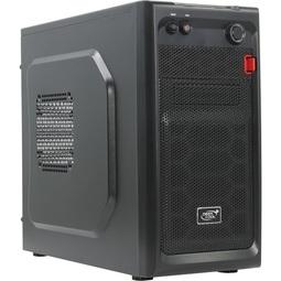 Корпус для системного блока Smarter  DP-MATX-SMTR Black