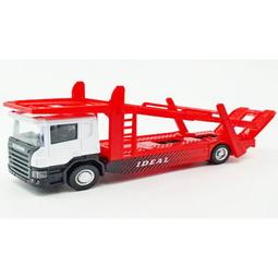 Игрушечная машинка Ideal 039031 Scania Transporter