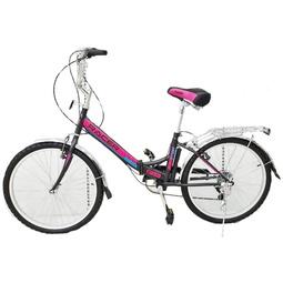 Велосипед Racer 24-6-30 Черный
