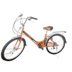 Велосипед Racer 26-6-30 Opaнжевый