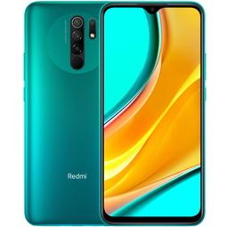 Смартфон Xiaomi Redmi 9 3/32Gb Ocean Green NFC