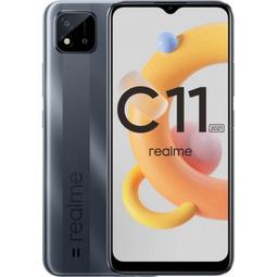 Смартфон Realme C11 2021 2/32GB Grey.