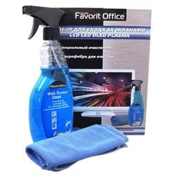Чистящий набор Favorit Office Media Clean F150387