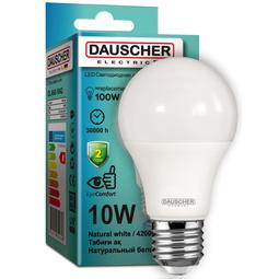 Лампа Dauscher A60 10W E27 4200K