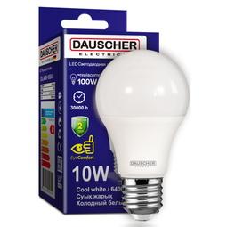 Лампа Dauscher A60 10W E27 6400K