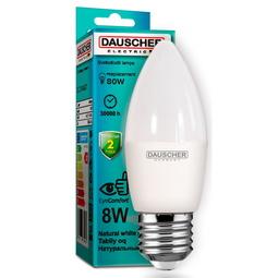 Лампа Dauscher C35 8W E27 4200K