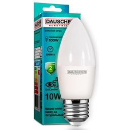 Лампа Dauscher C35 10W E27 4200K