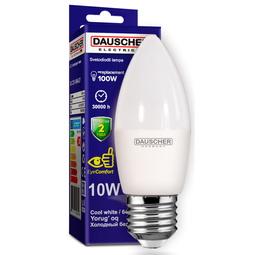 Лампа Dauscher C35 10W E27 6400K