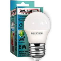 Лампа Dauscher G45 8W E27 4200K