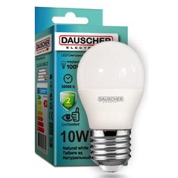 Лампа Dauscher  G45 10W E27 4200K