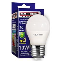 Лампа Dauscher G45 10W E27 6400K