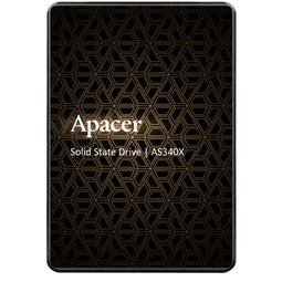 SSD диск Apacer 240 GB AS340X (AP240GAS340XC-1)