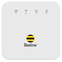4G модем Beeline 4G Wi-Fi ZTE MF927U+SIM Сard Beeline