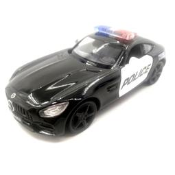 Игрушечная машинка Ideal 024151Р Mercedes Benz AMG GT S 2018 - Police Car