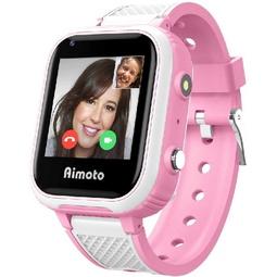 Детские Smart Часы Aimoto Pro Indigo 4G Розовый