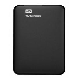 Внешний накопитель WD Elements Portable (WDBMTM0010BBK-EEUE) Black