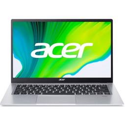 Ноутбук Acer  SF114-34 (NX.A78ER.003) Silver